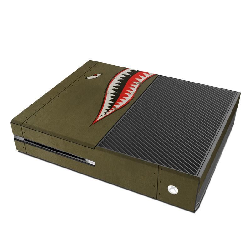 Microsoft Xbox One Skin - USAF Shark by US Air Force ...Xbox One Skins