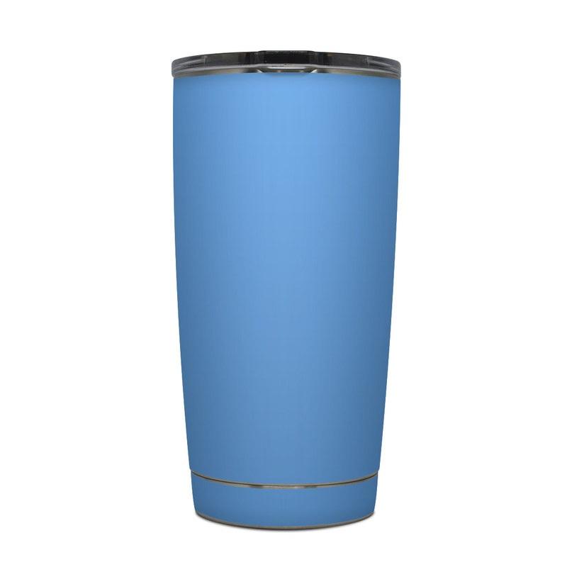 Yeti Rambler 20 oz Tumbler Skin - Solid State Blue