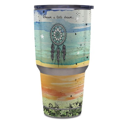 Yeti Rambler 30 oz Tumbler Skin - Dream A Little