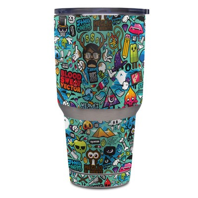 Yeti Rambler 30 oz Tumbler Skin - Jewel Thief