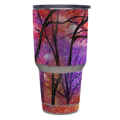 Yeti Rambler 30 oz Tumbler Skin - Moon Meadow