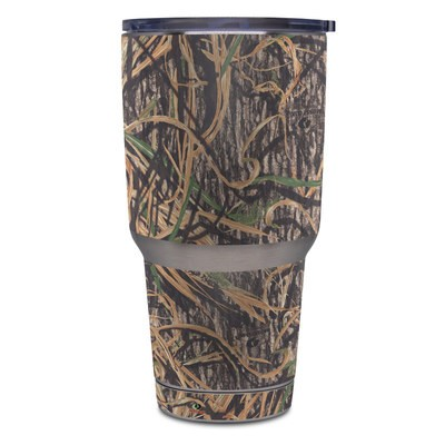 Yeti Rambler 30 oz Tumbler Skin - New Shadow Grass