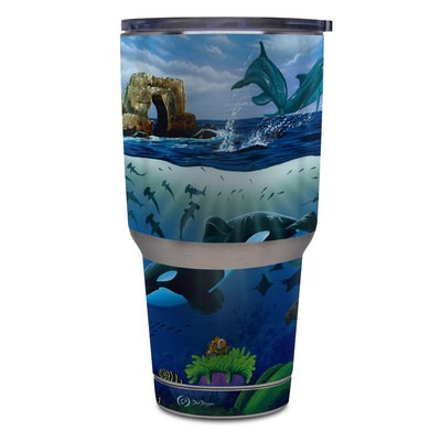 Yeti Rambler 30 oz Tumbler Skin - Oceans For Youth
