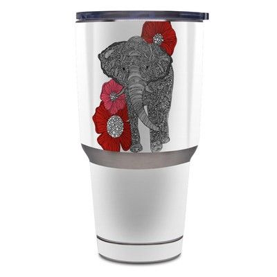 Yeti Rambler 30 oz Tumbler Skin - The Elephant