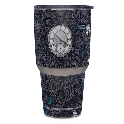 Yeti Rambler 30 oz Tumbler Skin - Time Travel