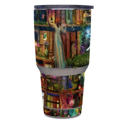 Yeti Rambler 30 oz Tumbler Skin - Treasure Hunt