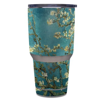 Yeti Rambler 30 oz Tumbler Skin - Blossoming Almond Tree