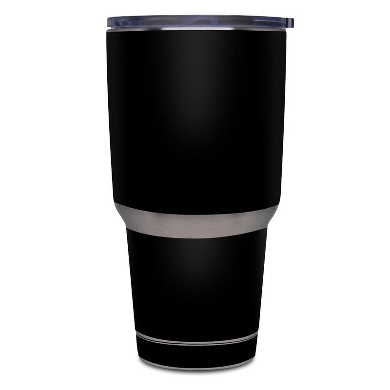 Yeti Rambler 30 Oz Tumbler Skin Solid State Black By