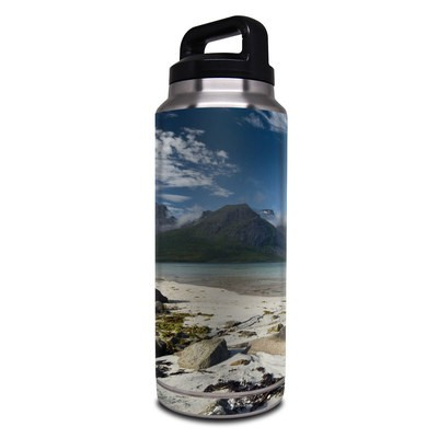Yeti Rambler 36 oz Bottle Skin - Arctic Beach
