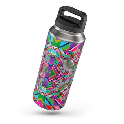 Yeti Rambler 36 oz Bottle Skin - Derailed