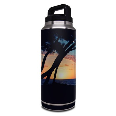 Yeti Rambler 36 oz Bottle Skin - Mallorca Sunrise