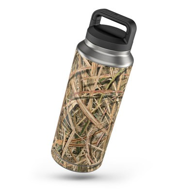 Yeti Rambler 36 oz Skin - Shadow Grass Blades
