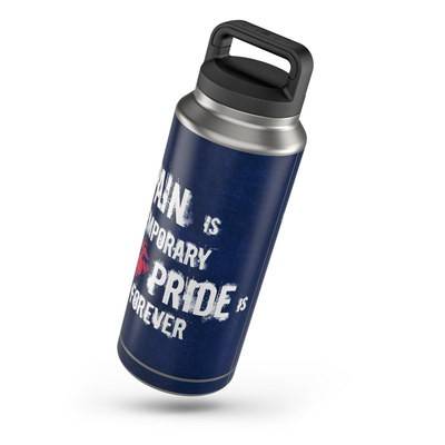 Yeti Rambler 36 oz Bottle Skin - Pain is Temporary