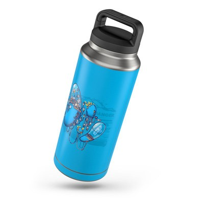 Yeti Rambler 36 oz Bottle Skin - Workflow
