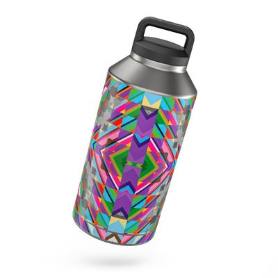 Yeti Rambler 64 oz Bottle Skin - Derailed