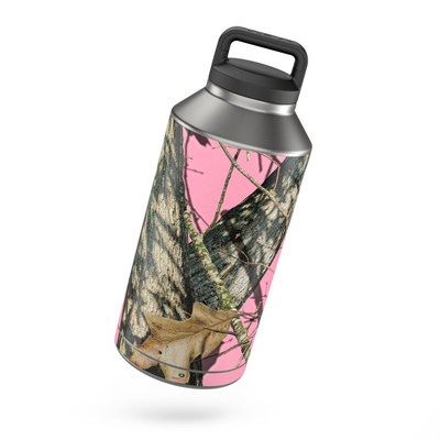 Yeti Rambler 64 oz Bottle Skin - Break-Up Pink
