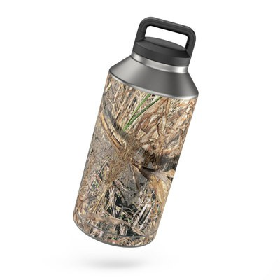 Yeti Rambler 64 oz Bottle Skin - Duck Blind