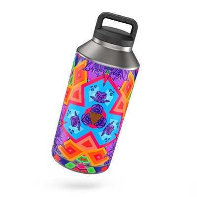 Yeti Rambler 64 oz Bottle Skin - Subliminal Sandstorm