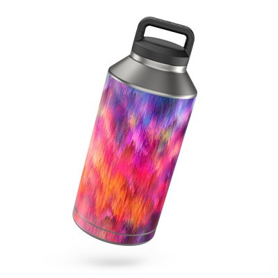 Yeti Rambler 64 oz Bottle Skin - Sunset Storm
