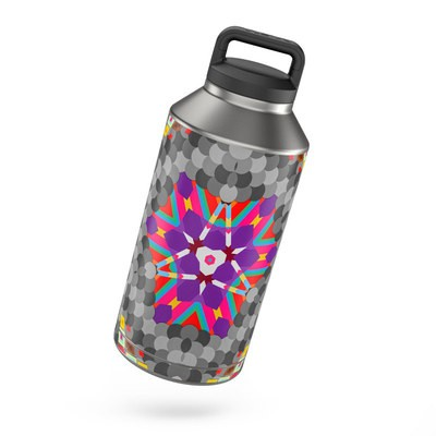 Yeti Rambler 64 oz Bottle Skin - The Eye
