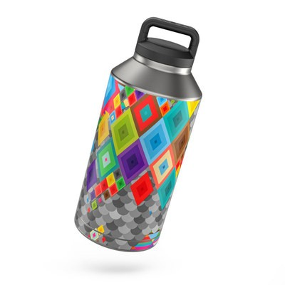 Yeti Rambler 64 oz Bottle Skin - Uprising