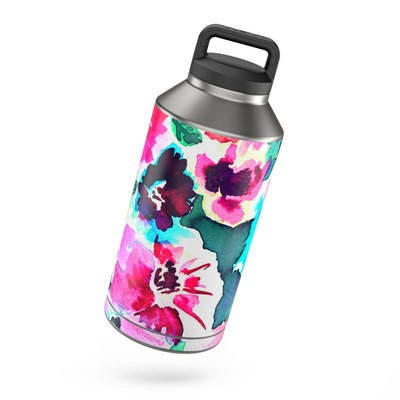 Yeti Rambler 64 oz Bottle Skin - Zoe