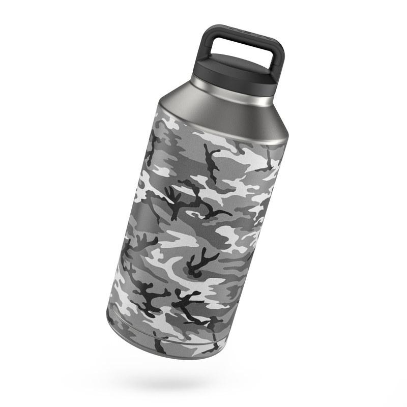 Yeti Rambler 64 Oz Bottle Skin Urban Camo By Camo Decalgirl