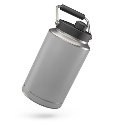 Skin for Yeti Rambler One Gallon Jug - Solid State Grey