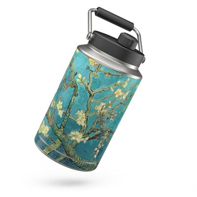 Skin for Yeti Rambler One Gallon Jug - Blossoming Almond Tree