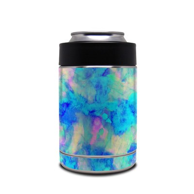 Skin for Yeti Rambler Colster - Electrify Ice Blue