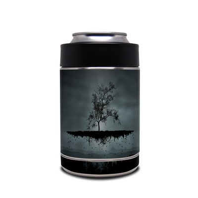 Yeti Rambler Colster Skin - Flying Tree Black