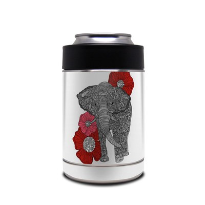 Skin for Yeti Rambler Colster - The Elephant
