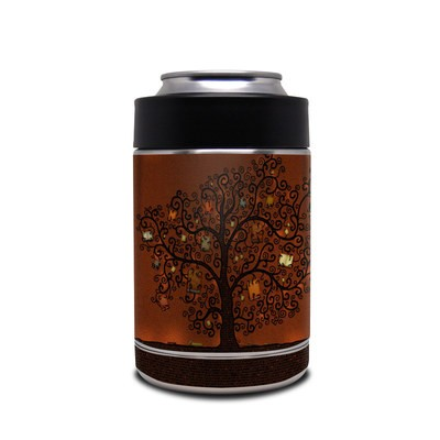 Yeti Rambler Colster Skin - Tree Of Books