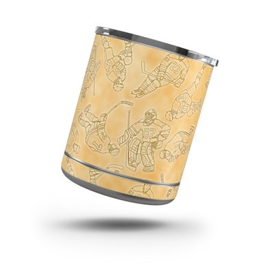 Yeti Rambler 10 oz Lowball Skin - Hockey Sketches