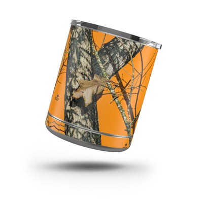 Skin for Yeti Rambler 10 oz Lowball - Blaze