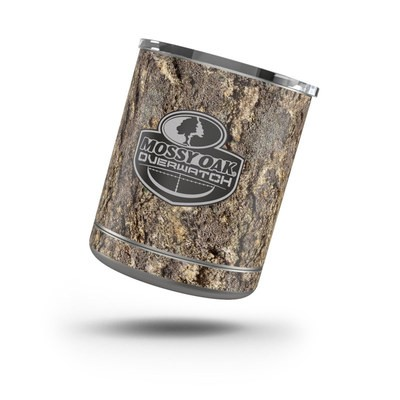 Skin for Yeti Rambler 10 oz Lowball - Mossy Oak Overwatch