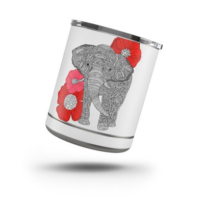 Yeti Rambler 10 oz Lowball Skin - The Elephant