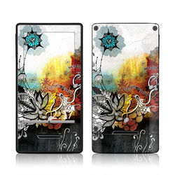 Zune HD Skin - Frozen Dreams