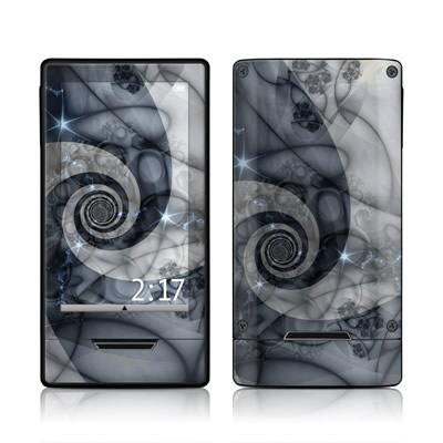 Zune HD Skin - Birth of an Idea