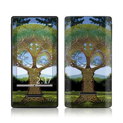 Zune HD Skin - Celtic Tree
