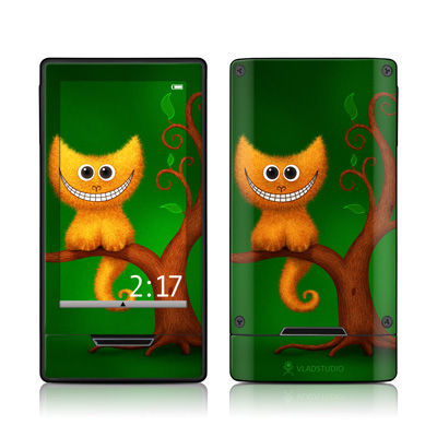 Zune HD Skin - Cheshire Kitten
