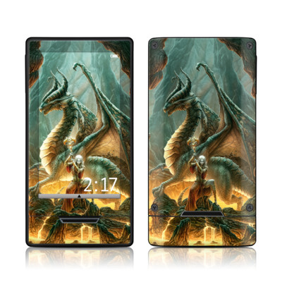 Zune HD Skin - Dragon Mage