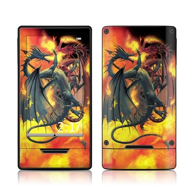 Zune HD Skin - Dragon Wars