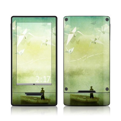 Zune HD Skin - If Wishes