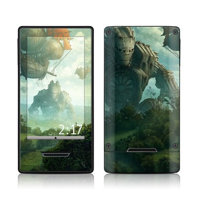 Zune HD Skin - Invasion