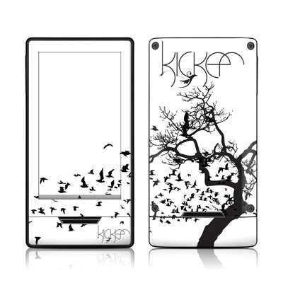 Zune HD Skin - KICKER Birds