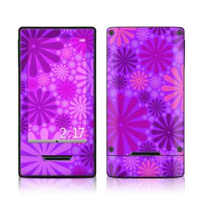 Zune HD Skin - Purple Punch