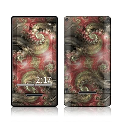 Zune HD Skin - Reaching Out