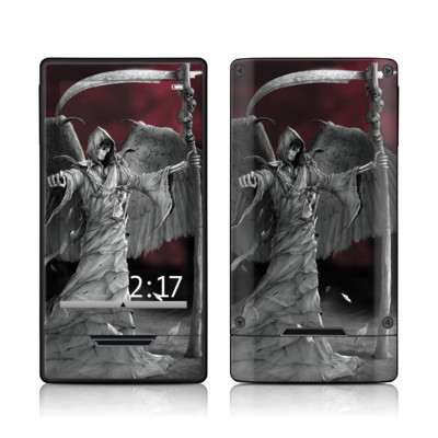 Zune HD Skin - Time is Up