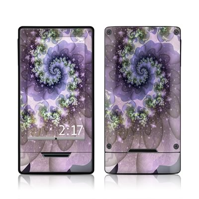 Zune HD Skin - Turbulent Dreams